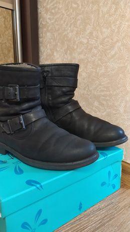 Зимние ботинки мужские Badura 40 размер