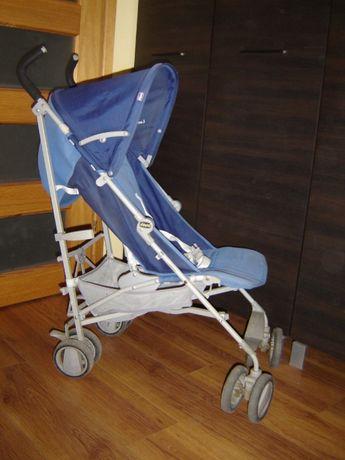 Wózek spacerówka Chicco plus fotelik samochodowy Chicco