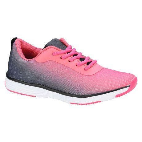 Marco Tozzi r.41 różowo-czarne sportowe buty damskie jak nowe