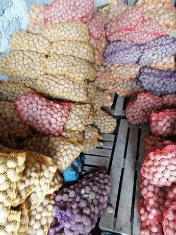Sprzedam ziemniaki odpadowe - sadzeniaki!