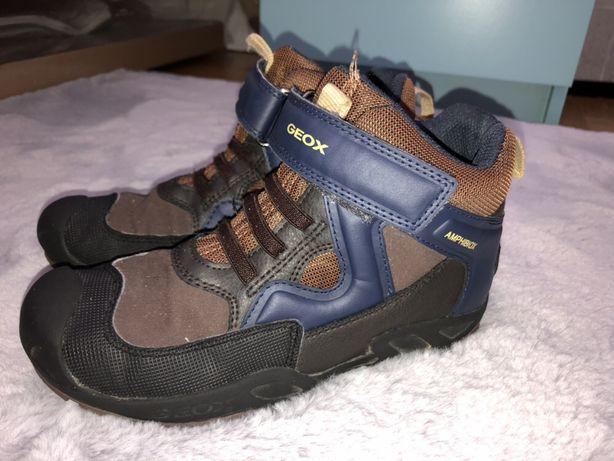 Sprzedam trzewiki buty półbuty Geox rozmiar 34