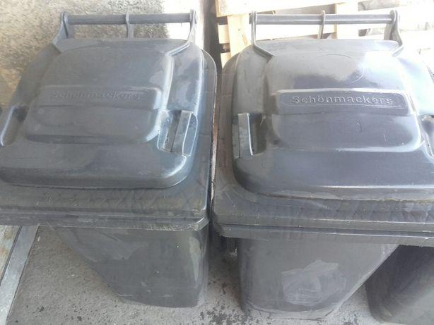 pojemnik kosz kubeł na śmieci odpady 240 litrów