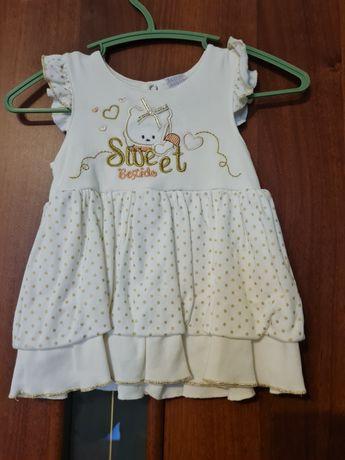 Продам платье на маленькую принцесу.