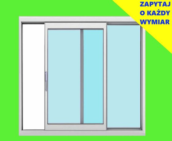 NOWE TANIO DRZWI PSK tarasowe Drzwi przesuwne suwane Okna PCV PROMOCJA