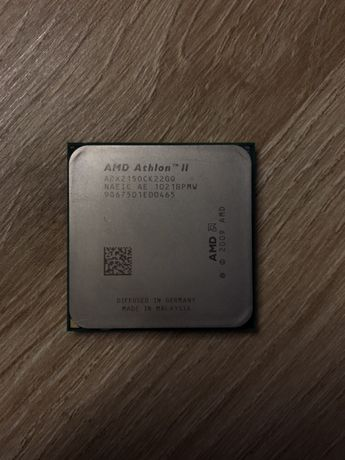 Процессор AMD Athlon II X2 215 2.7GHz/1M/2000 (ADX2150CK22GQ) sAM3, tr