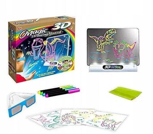 Magiczny tablet tablica 3 D Magic Drawing Board
