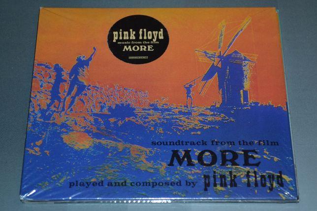 "Pink Floyd ""Music From The Film More"" (1969) Фирменный. Запечатанный."