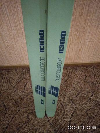 Лыжи спортивно-беговые времён СССР