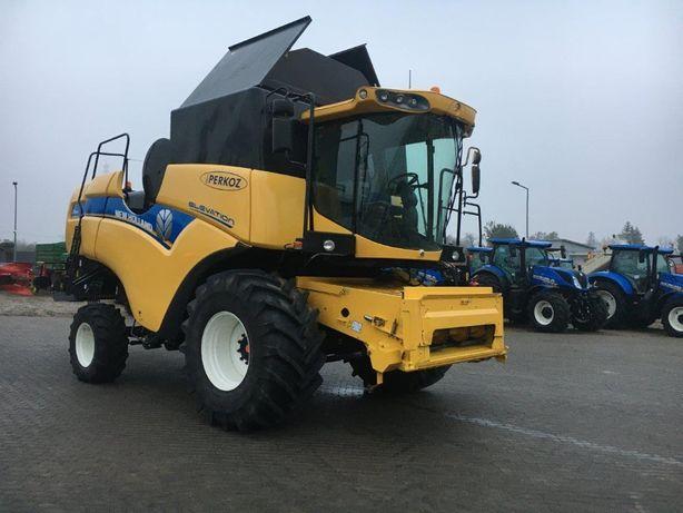 Kombajn zbożowy New Holland CX6080