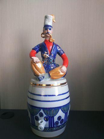 Фигура Мамай, фарфор, посуда, статуэтка