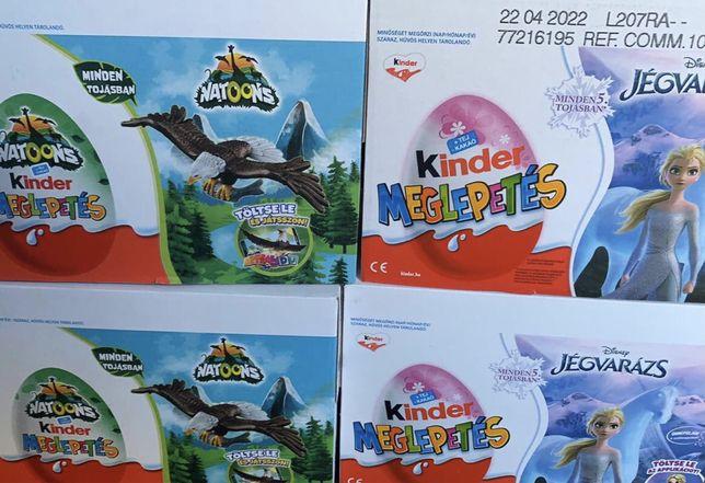 Яйца Киндер Kinder Surprise мальчик/девочка (*72)