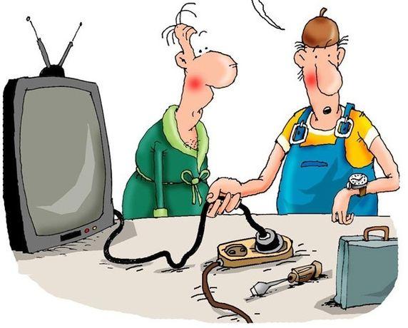 Ремонт телевізорів в м.Рівне