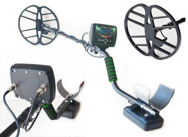 Металлоискатель Фортуна ПРО FM трансмиттер OLED-дисплей 6*
