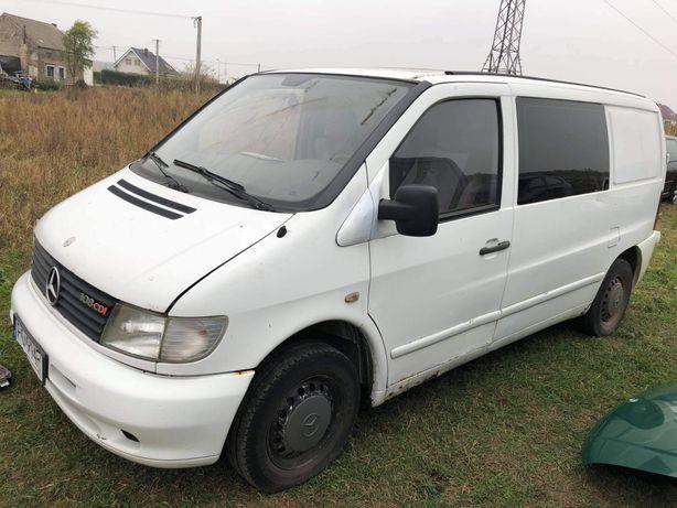 Kompletny silnik do Mercedesa Vito 638 2.2