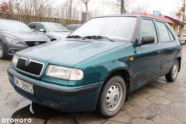 Škoda Felicia 1,3 Benzyna 68 Km Zarejestrowany