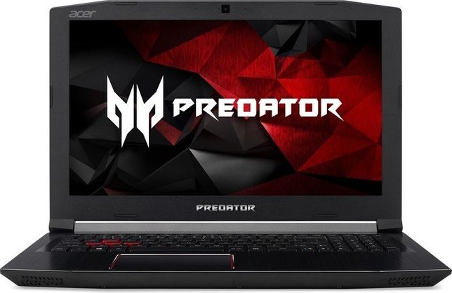 Ноутбук Acer Predator Helios 300, i5-8300, gtx1060, asus