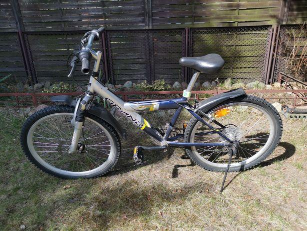 """Rower rowerek Kross Grand koła 20"""" rama 14 cali"""
