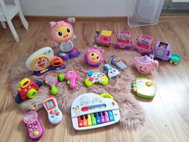 Mega zabawki dziecięce interaktywne