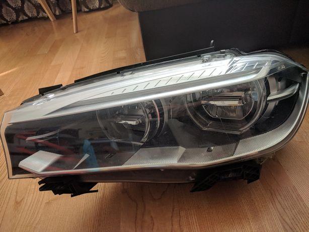 БМВ BMW X5 F15 X6 F16 фара USA США Led adaptive левая 2015 года