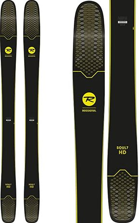 Narty Skiturowe ROSSIGNOL SOUL 7 HD nowe 180