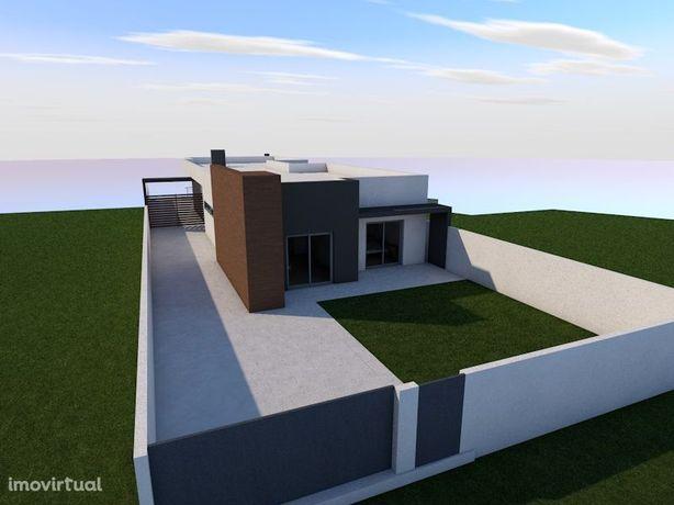 Terreno Construção 1230m2 - Mealhada - Projeto Aprovado