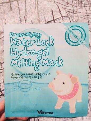 Маска для лица гидрогелева MILKY PIGGY  корейская косметика