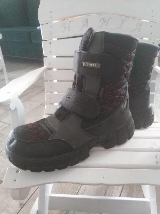 Buty chłopięce rozmiar 37 Zimnik - image 1