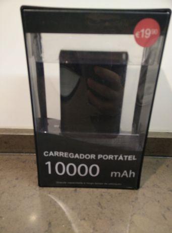 Powerbank carregador portátil 10000 mAh