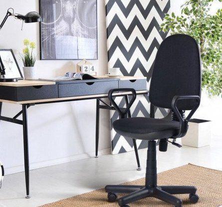Крісло комп'ютерне Комфорт AMF. В наявності (сірий, чорний)