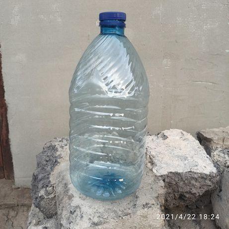 Бутыль пищевой 5 литровый