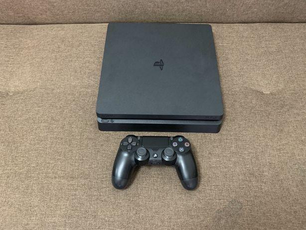 PS4 Slim 500гб Игры