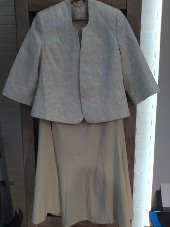 Elegancki strój 3-częściowy