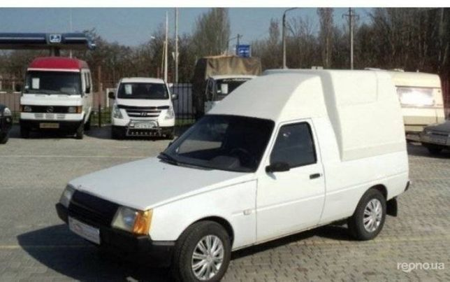 Перевозка небольших грузов авто Таврия пикап Недорого