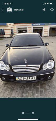 Продам Mercedes-Benz C200 kompressor sport edition w203