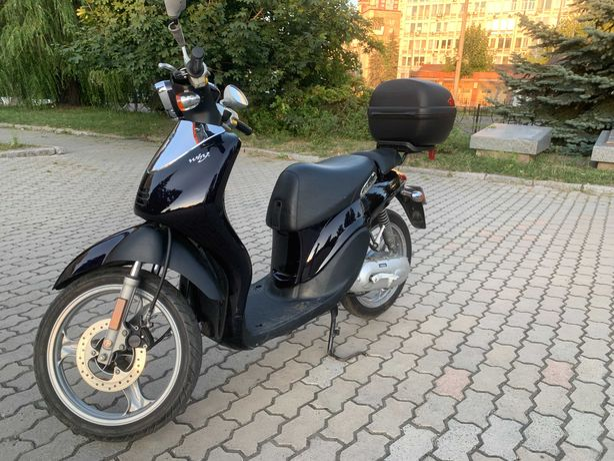 Yamaha why (yh50)