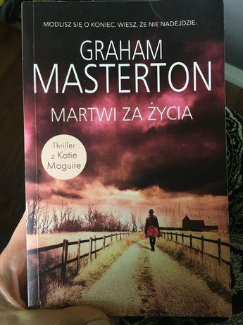Graham masterton książka