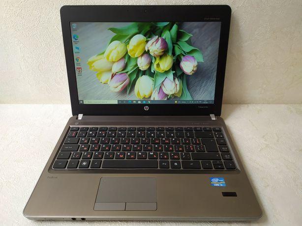 """Легкий і швидкий ноутбук  HP ProBook 4330s /13.3""""/SSD"""