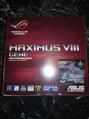 ASUS Maximus VIII Gene (s1151, Intel Z170)