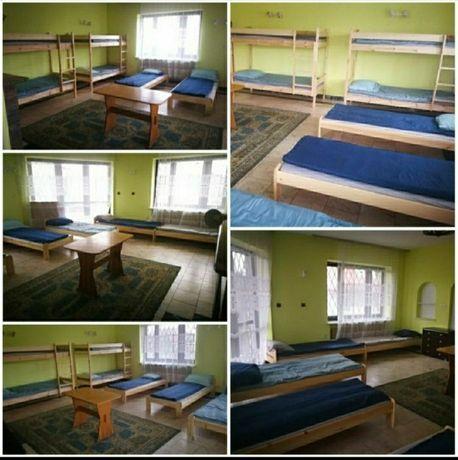 Pokój dla ekipy budowlanej