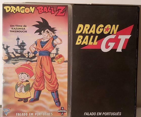 Dragon Ball - VHS