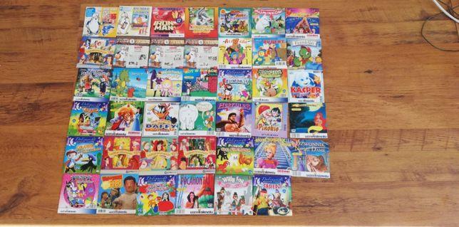Bajki dla dzieci na CD