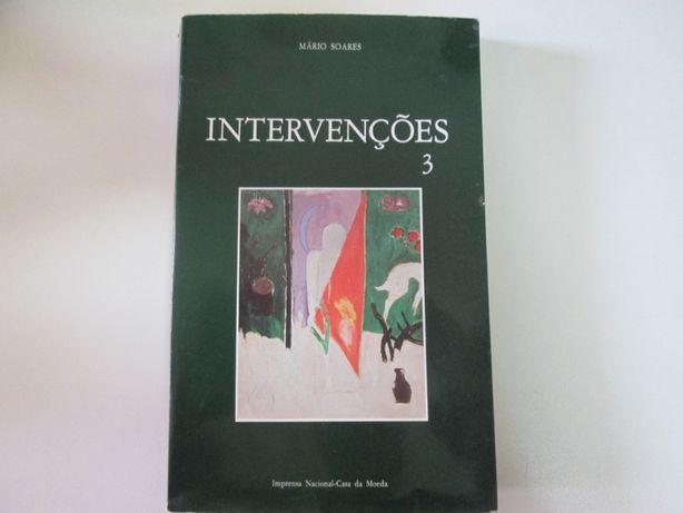 Intervenções 3- Mário Soares