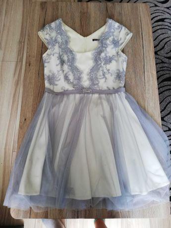 Sukienka tiulowa 40 42