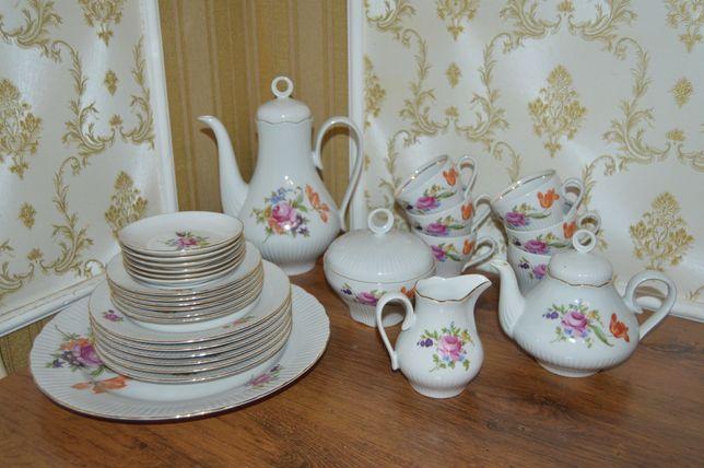 Сервіз чайний виробництва колишнього ГДР