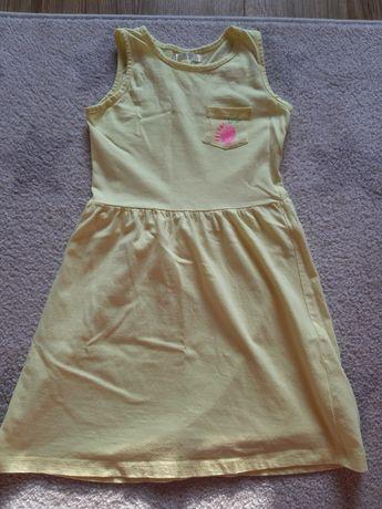 Sukienka r.116 na lato