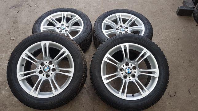 "Koła zima 18"" BMW X3 F25 X4 F26 5GT F07 7 F01 F02 RUN FLAT 245 50 R18"