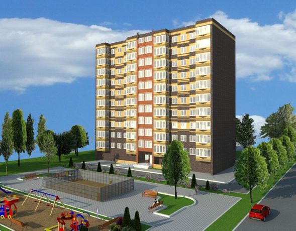 Продам 2-комнатную квартиру в новострое (р-н Новые Дома)