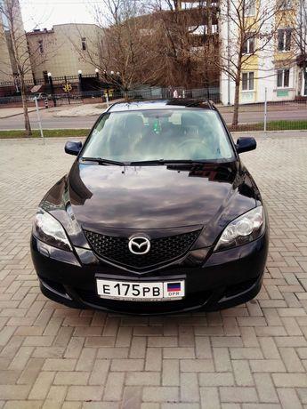 Mazda 3 1.6 бензин мкпп