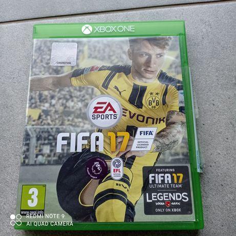 FIFA 17 na Xbox one s/x