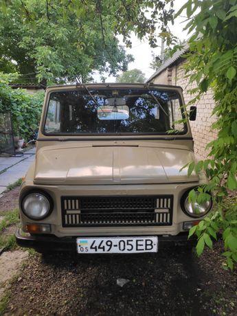 ЛуАЗ 969М Внедорожник